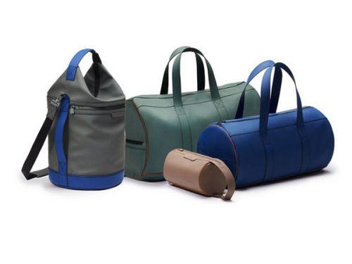 BALLY 推出2014春夏橡胶涂层皮革系列