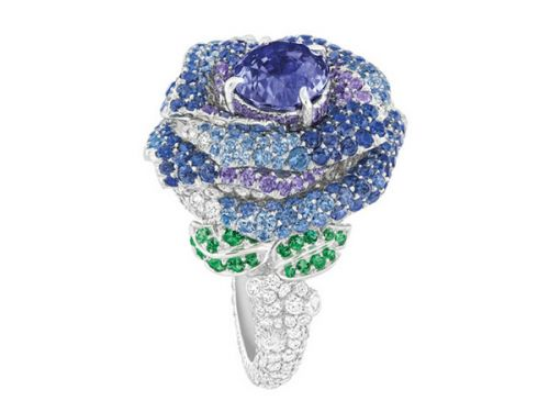 迪奥Rose Dior Bagatelle 珠宝新作上市
