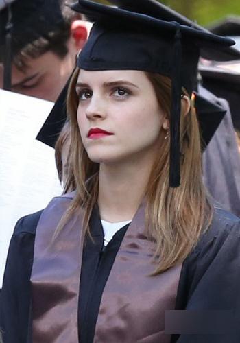 艾玛杨紫都毕业 美cry毕业妆你要这么画
