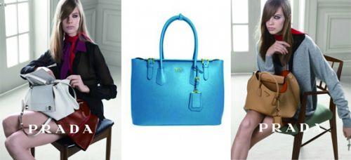 Prada推限量包款 兼具实用与时尚