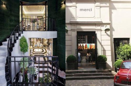 巴黎VS纽约 两个城市的购物传说