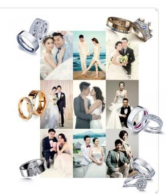 I Do明星专属婚戒,见证每个流年里的不同记忆