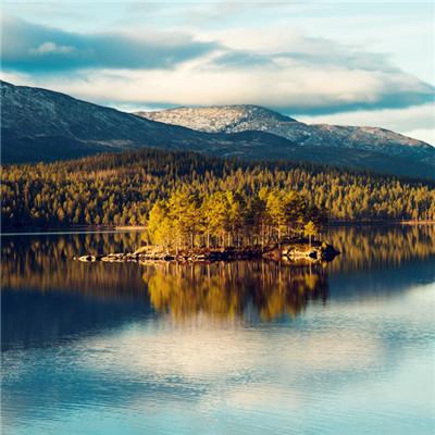 想带你去挪威 那里美得让我们陶醉