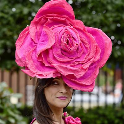 有一种时尚 叫皇家赛马会的帽子戏法