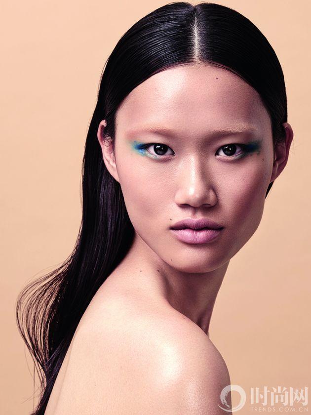 美妆个性头像图片