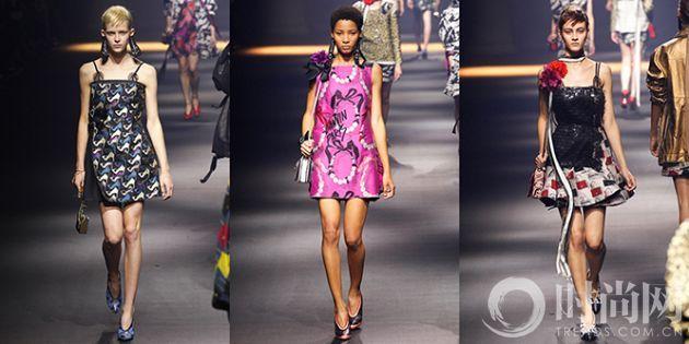 高跟鞋、包包及珍珠印花的少女心单品