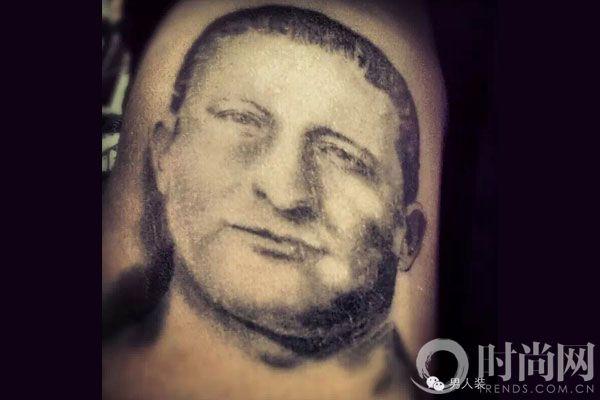 family情侣纹身分享展示