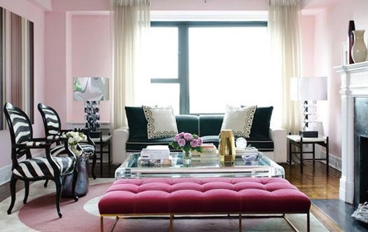 9个配色方案唤醒新房间