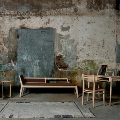 梵几客厅:最传统的榫卯工艺遇上了现代设计