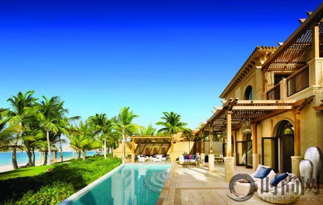 迪拜One&Only 棕榈岛豪华度假村