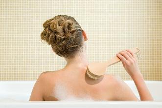 洗澡减肥法 教你如何正确的洗澡