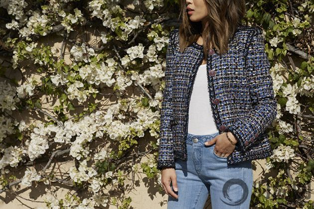 aimee_song_of_style_chanel_spring_2016_tweed_jacket_chanel_jeans
