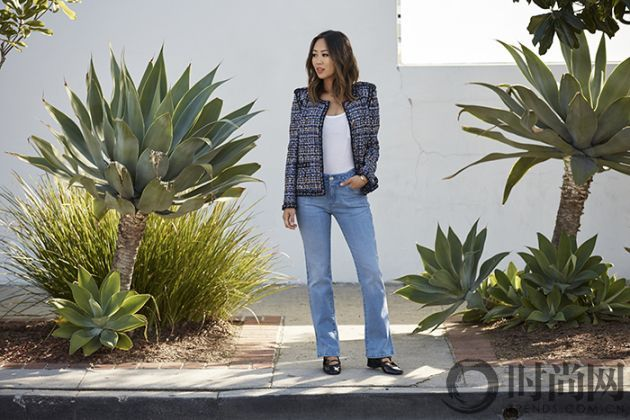 aimee_song_of_style_chanel_tweed_jacket_2016_chanel_jeans_chanel_shoes