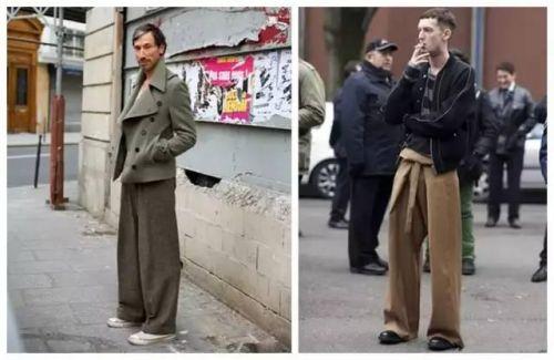如果阔腿裤穿的好 你也能穿出大长腿